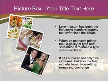 Beautiful wedding PowerPoint Template - Slide 17