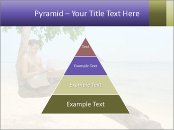 Attractive man PowerPoint Templates - Slide 30