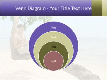 Attractive man PowerPoint Templates - Slide 34
