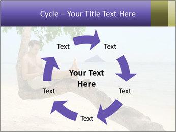 Attractive man PowerPoint Templates - Slide 62