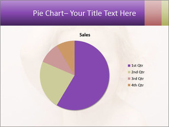 Pretty blond PowerPoint Template - Slide 36