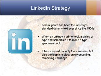 Bowl of cookies PowerPoint Template - Slide 12