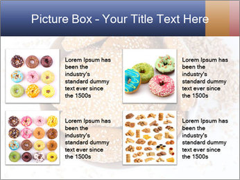 Bowl of cookies PowerPoint Template - Slide 14