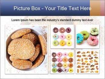 Bowl of cookies PowerPoint Template - Slide 19