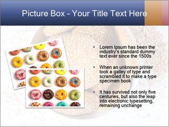 Bowl of cookies PowerPoint Templates - Slide 20