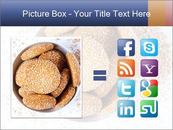 Bowl of cookies PowerPoint Template - Slide 21