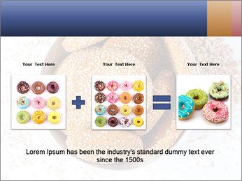 Bowl of cookies PowerPoint Template - Slide 22