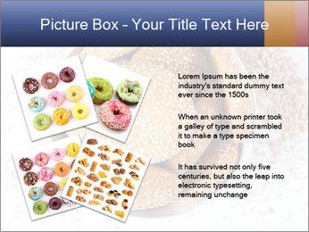 Bowl of cookies PowerPoint Template - Slide 23