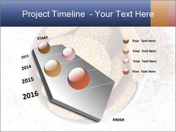 Bowl of cookies PowerPoint Template - Slide 26