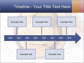 Bowl of cookies PowerPoint Template - Slide 28