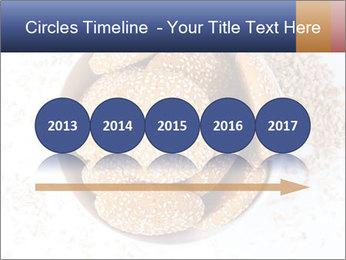 Bowl of cookies PowerPoint Template - Slide 29