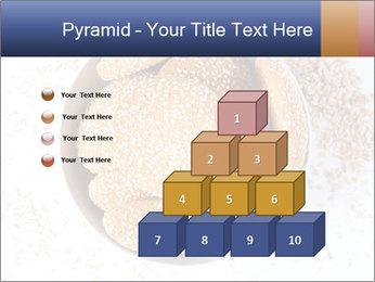 Bowl of cookies PowerPoint Template - Slide 31