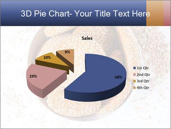 Bowl of cookies PowerPoint Template - Slide 35