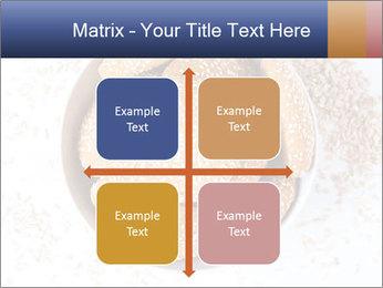 Bowl of cookies PowerPoint Template - Slide 37