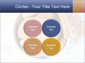 Bowl of cookies PowerPoint Template - Slide 38