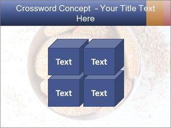 Bowl of cookies PowerPoint Template - Slide 39