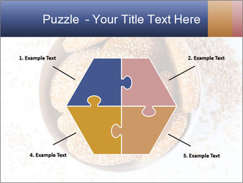 Bowl of cookies PowerPoint Template - Slide 40