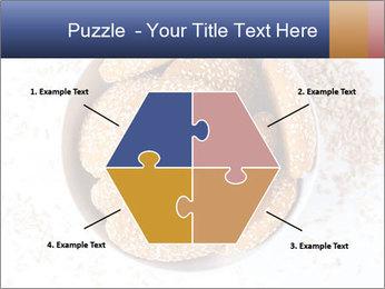 Bowl of cookies PowerPoint Templates - Slide 40