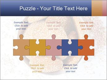 Bowl of cookies PowerPoint Templates - Slide 41