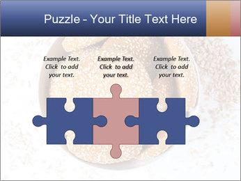 Bowl of cookies PowerPoint Template - Slide 42