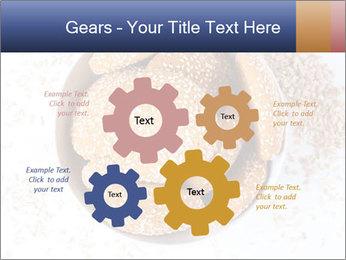 Bowl of cookies PowerPoint Template - Slide 47
