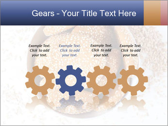 Bowl of cookies PowerPoint Templates - Slide 48