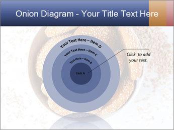 Bowl of cookies PowerPoint Template - Slide 61