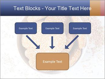 Bowl of cookies PowerPoint Template - Slide 70