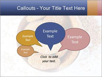 Bowl of cookies PowerPoint Template - Slide 73