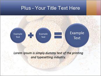 Bowl of cookies PowerPoint Template - Slide 75