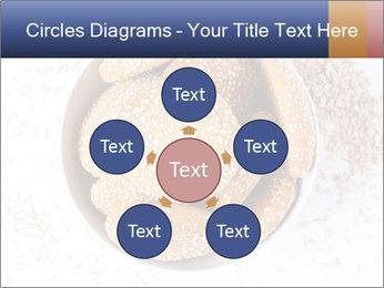 Bowl of cookies PowerPoint Template - Slide 78