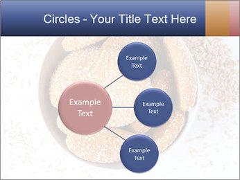 Bowl of cookies PowerPoint Template - Slide 79