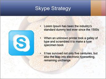 Bowl of cookies PowerPoint Template - Slide 8