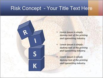 Bowl of cookies PowerPoint Template - Slide 81