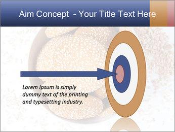 Bowl of cookies PowerPoint Template - Slide 83