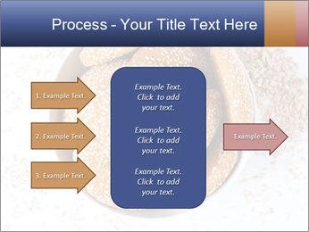 Bowl of cookies PowerPoint Template - Slide 85