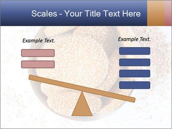 Bowl of cookies PowerPoint Templates - Slide 89