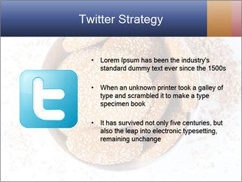 Bowl of cookies PowerPoint Template - Slide 9