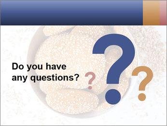 Bowl of cookies PowerPoint Template - Slide 96