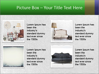 Engraving Texture PowerPoint Templates - Slide 14