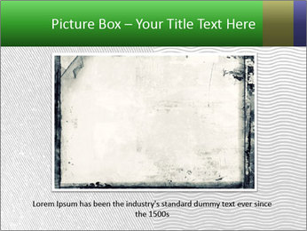 Engraving Texture PowerPoint Templates - Slide 15