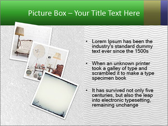 Engraving Texture PowerPoint Templates - Slide 17