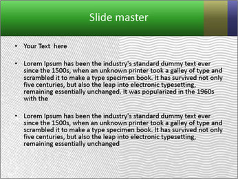 Engraving Texture PowerPoint Template