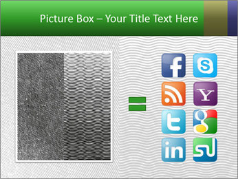 Engraving Texture PowerPoint Templates - Slide 21