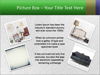 Engraving Texture PowerPoint Templates - Slide 24