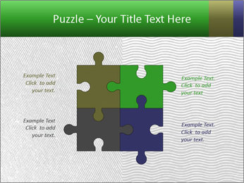 Engraving Texture PowerPoint Templates - Slide 43