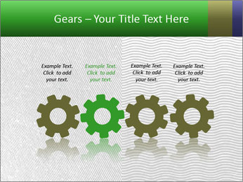 Engraving Texture PowerPoint Templates - Slide 48