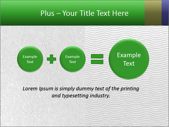 Engraving Texture PowerPoint Templates - Slide 75