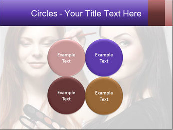 Beautiful young woman PowerPoint Templates - Slide 38
