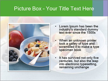 Healthy breakfast PowerPoint Template - Slide 13